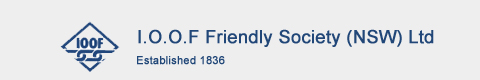 I.O.O.F. Friendly Society (NSW) Ltd